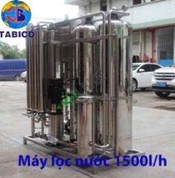 May loc nuoc ro 1500l/h